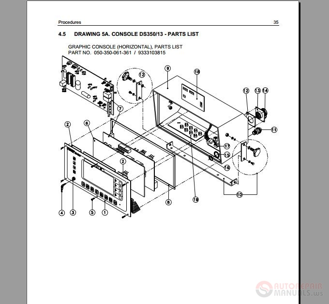Grove_Crane_RT_875CC_DS_350GM_Service_Manual2 1486 international wiring diagram tractor repair with wiring diagram,1486 International Tractor Wiring Diagram
