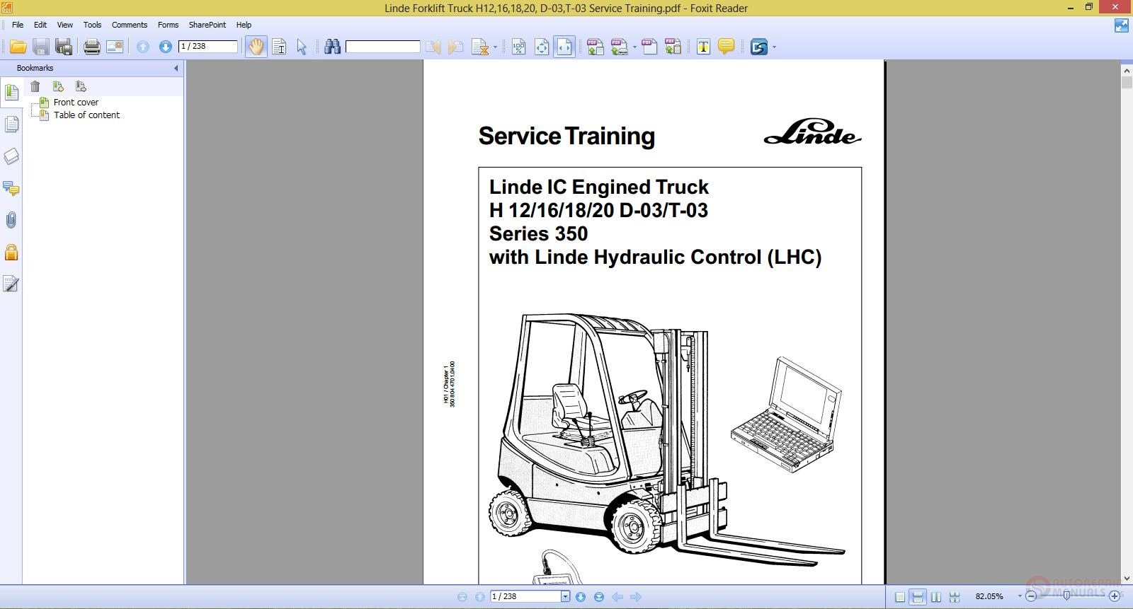 toyota forklift engine parts diagram