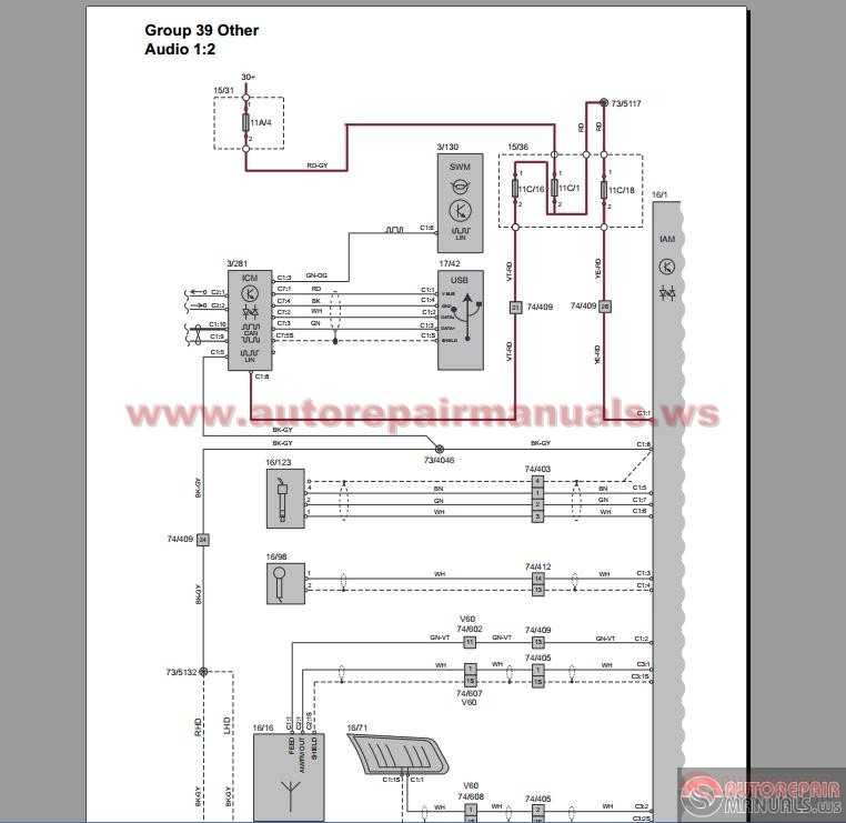 volvo xc parts diagram auto wiring  volvo  auto wiring diagram