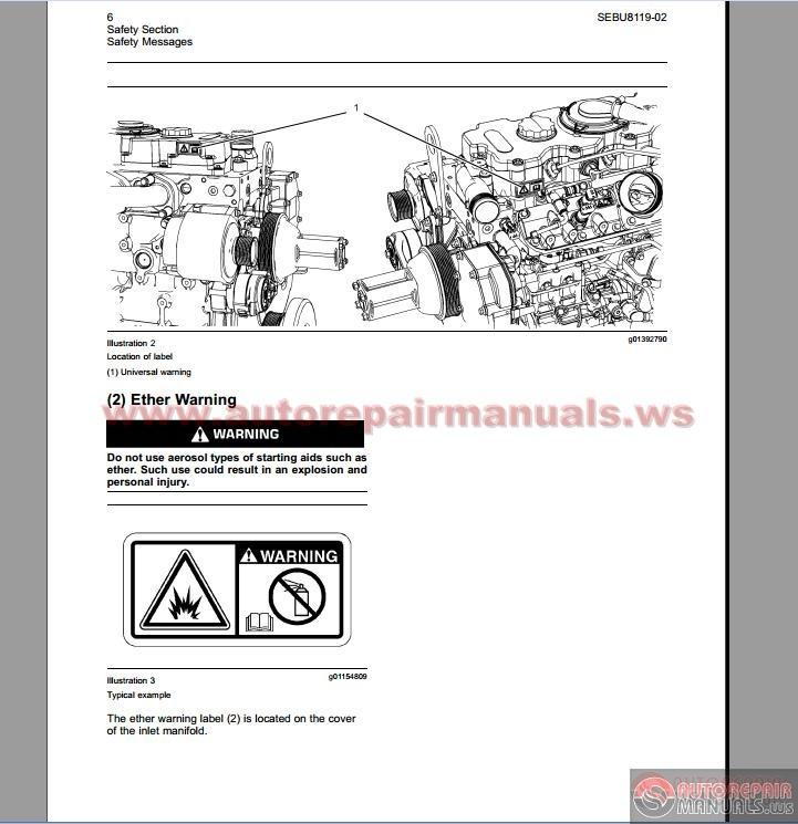 perkins industrial engine repair manual  perkins  free