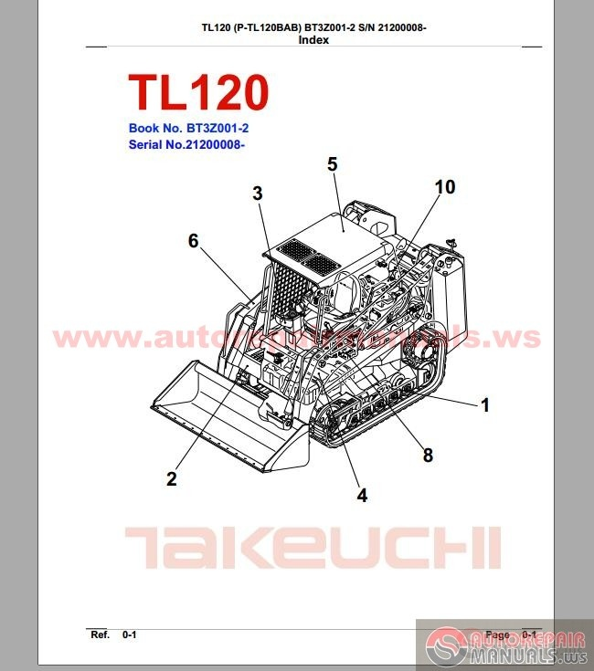 takeuchi tb025 parts manual bing images. Black Bedroom Furniture Sets. Home Design Ideas