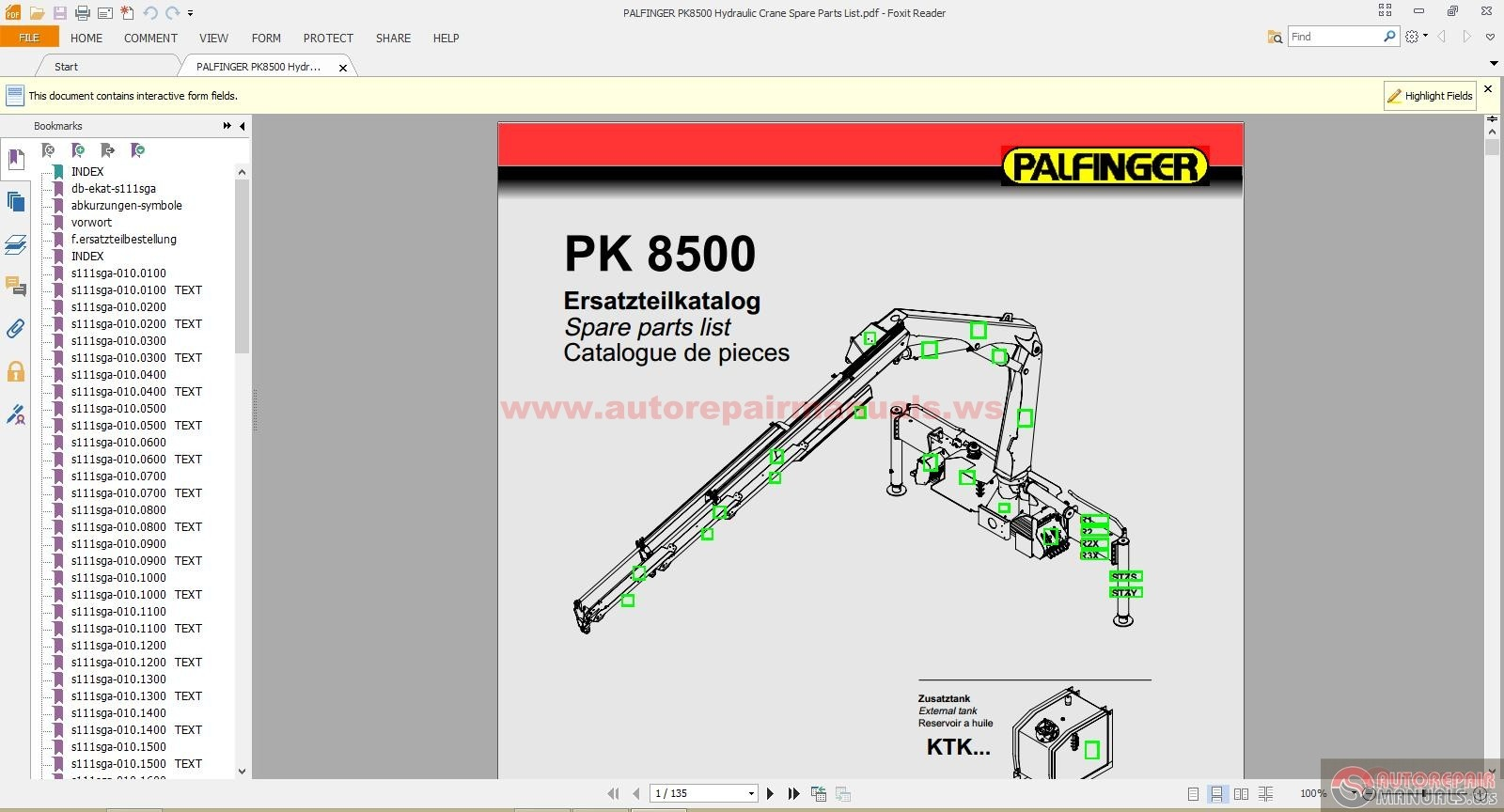 PALFINGER_PK8500_Hydraulic_Crane_Spare_Parts_List palfinger pk8500 hydraulic crane spare parts list auto repair palfinger crane wiring diagram at readyjetset.co