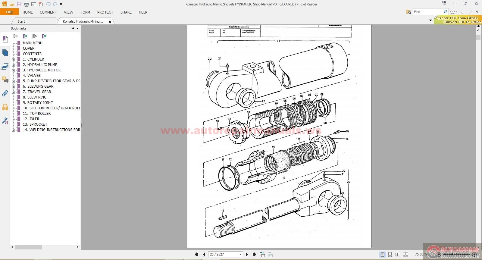 hyundai terracan instruction manual