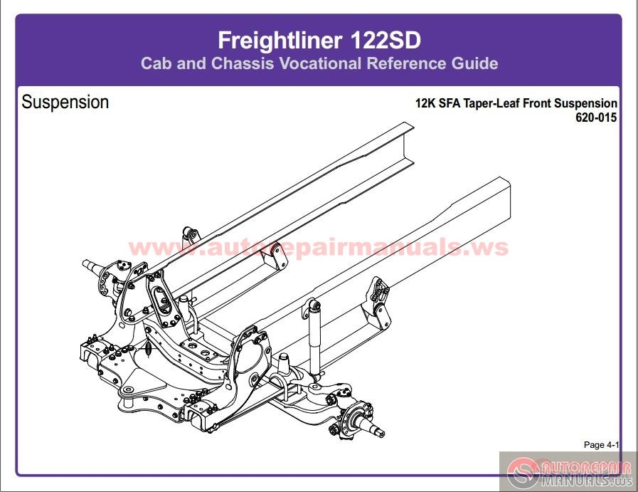 Freightliner Body Builder Manuals Guides on Freightliner Cascadia Wiring Diagrams