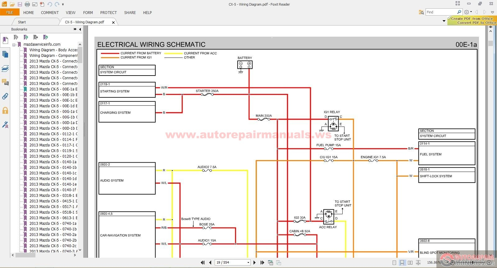 Mazda_CX 5_2013_Workshop_Manual5 2008 mazda mx 5 wiring diagram wiring diagram simonand 2007 mazda cx 7 wiring diagram at edmiracle.co