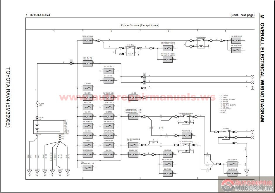 Toyota electrical circuit e rav4 2013 2013 pdf eng auto click here download asfbconference2016 Choice Image