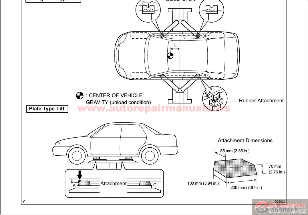 toyota camry workshop manual 2002
