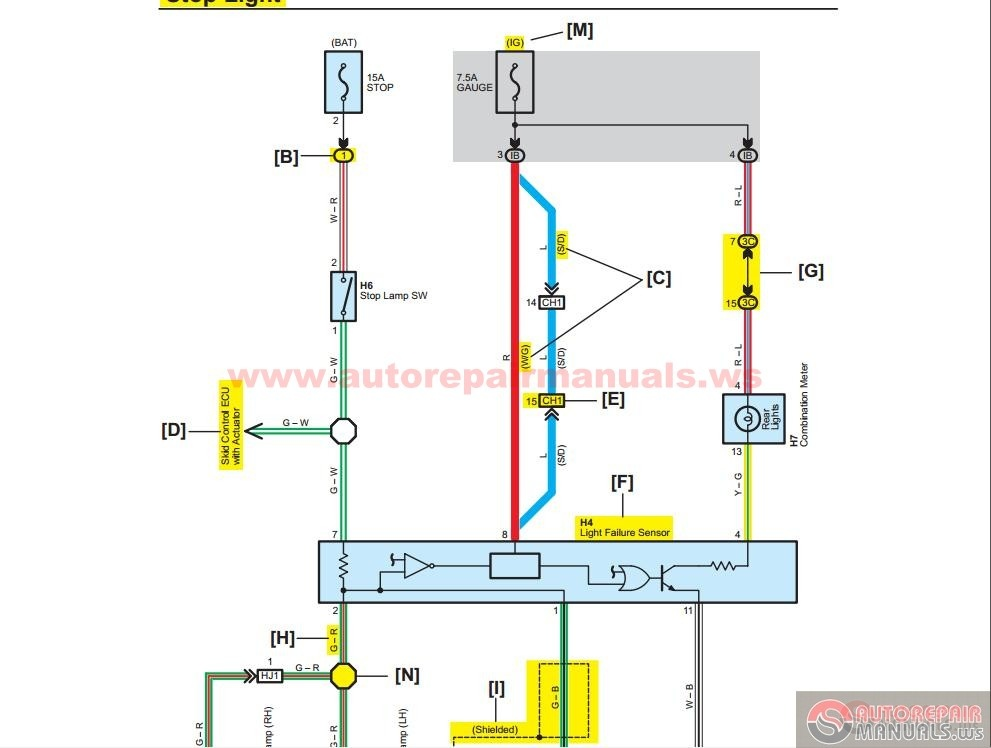 Toyota Hiace Wiring Diagram Pdf    Eightstrings