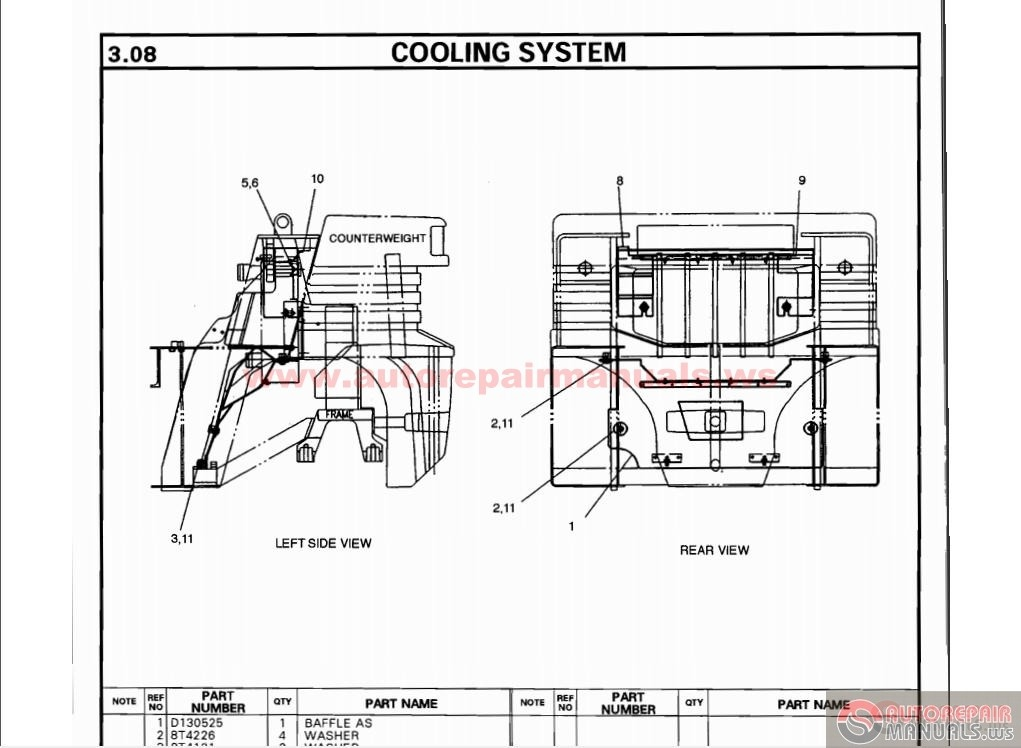 Diagram Daewoo Wiring G420e - Wiring Part Diagrams