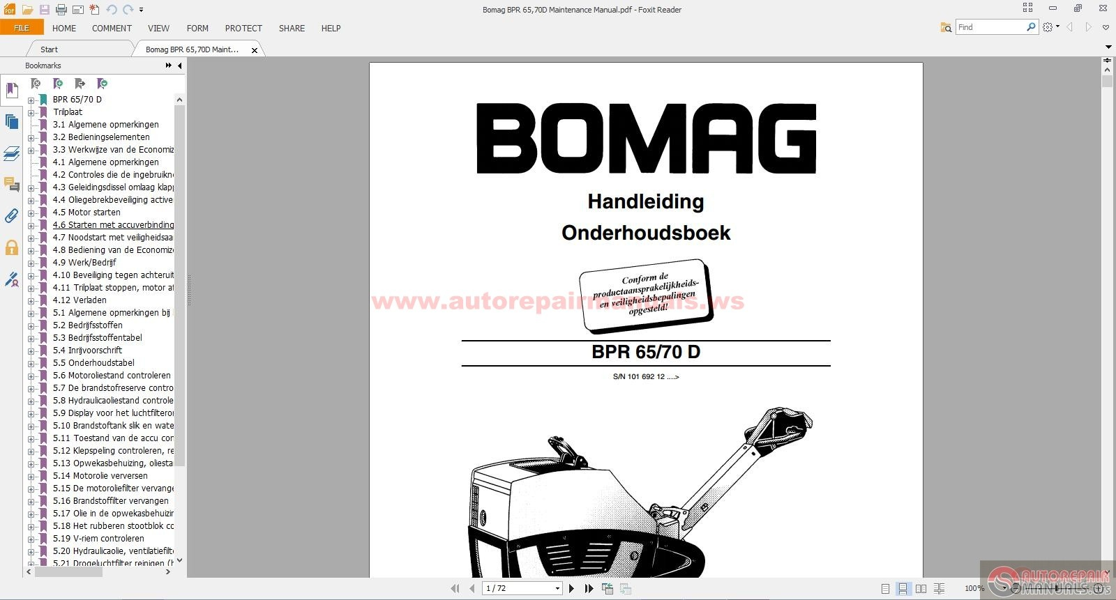 Tamper Bomag Bpr Wiring Diagram Search For Diagrams Easy To Read U2022 Rh Mywiringdiagram Today Bt
