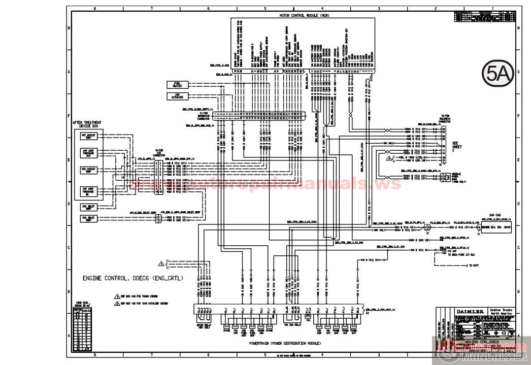 4121607474 also Mack Motor Diagram together with Kenworth Truck Wiring Schematics further Sterling Wiring Diagrams moreover Can Return Line Leak Cause Hard Starting 188130. on fuse box on 2013 freightliner