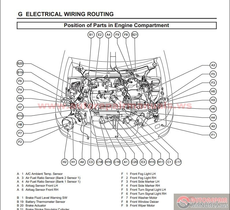 500714 Ls 460 Front Headlight Replacement 2 moreover 07 Lexus Rx 350 Engine Diagram in addition 42re Transmission Pinout Diagram likewise 720624 2008 Lexus Rx 350 Knock Sensor Location further Es350 Timing Belt. on 2007 lexus rx350 service manual