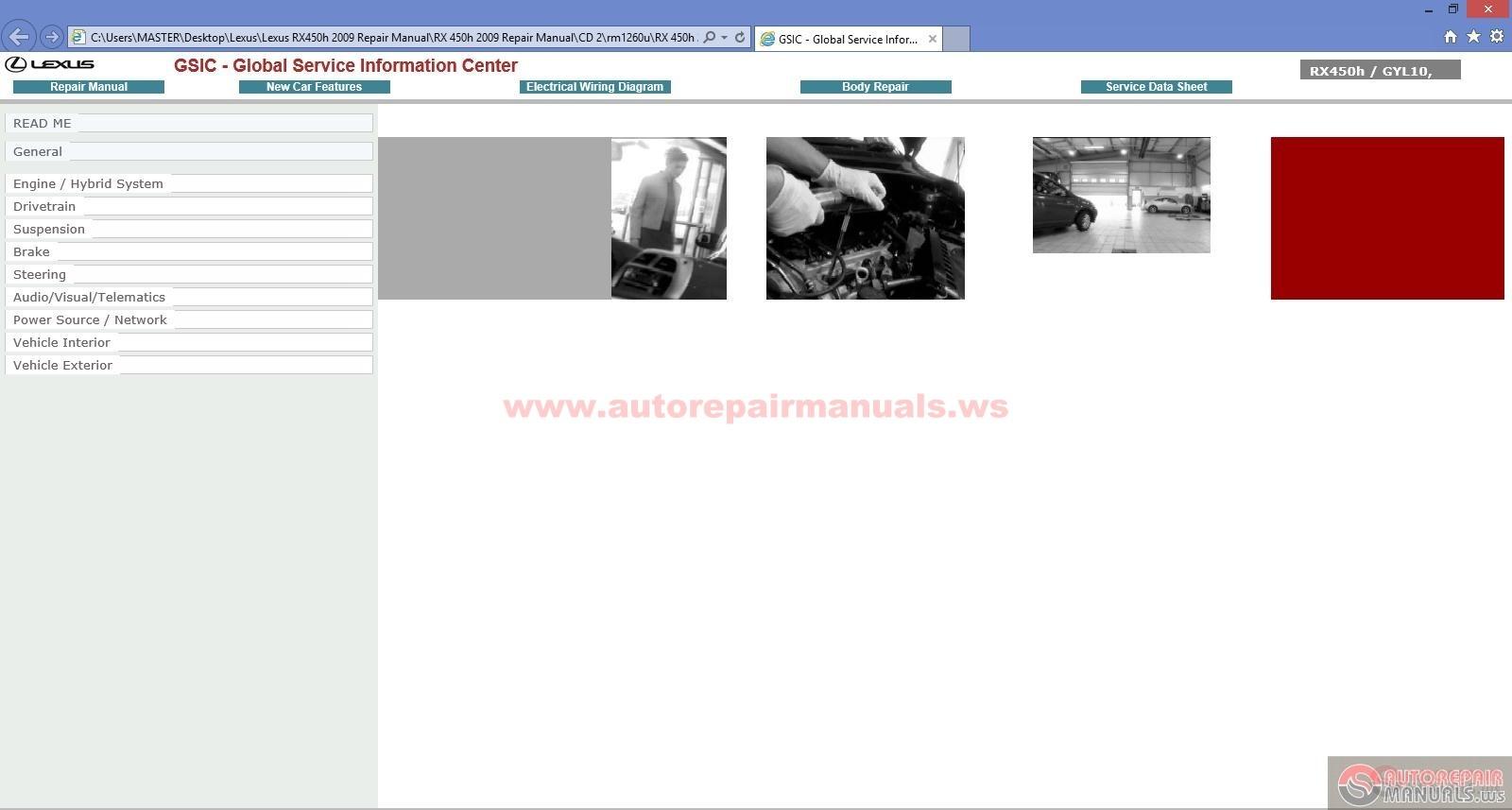 Lexus Ls 460 Workshop Manual Good Owner Guide Website Wiring Diagram Rx450h 2009 Repair Auto Forum Service 2007