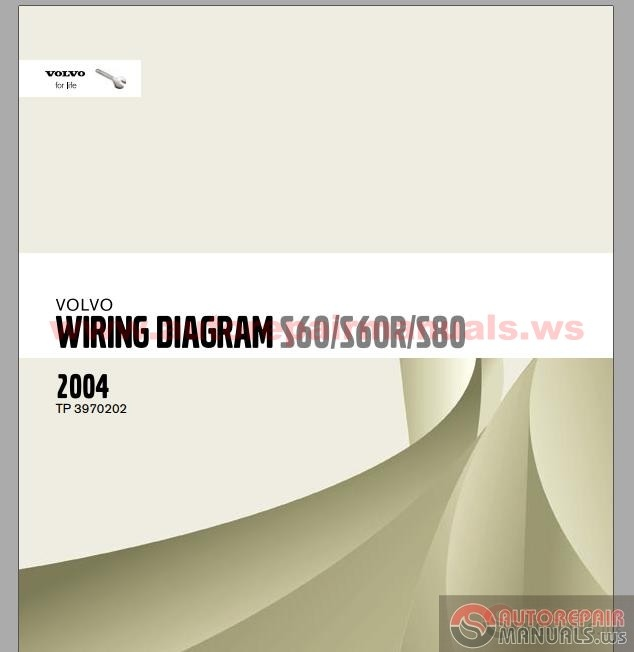 Volvo    Wiring    Diagrams   Auto Repair Manual Forum  Heavy Equipment Forums  Download Repair