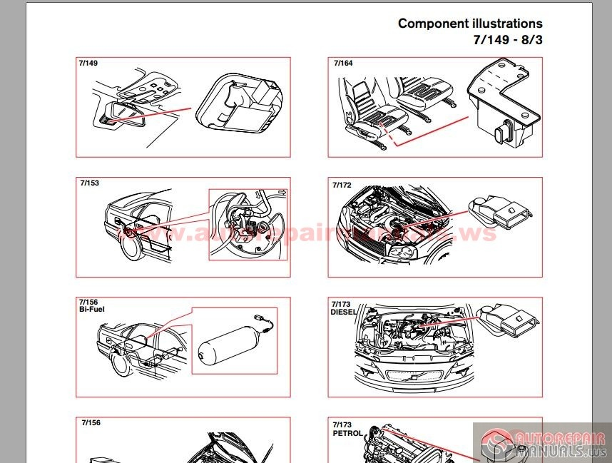 volvo wiring diagrams auto repair manual forum heavy equipment