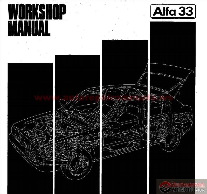ELearn Manuale Tecnico D Officina Alfa Romeo 159