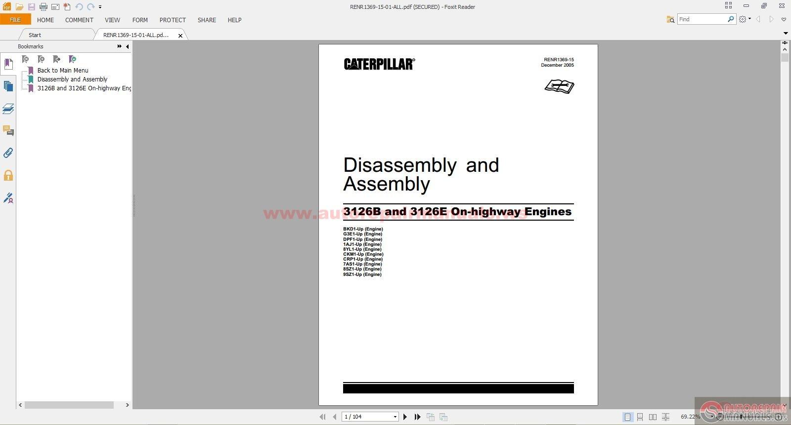 caterpillar sr4 generator service manual pdf