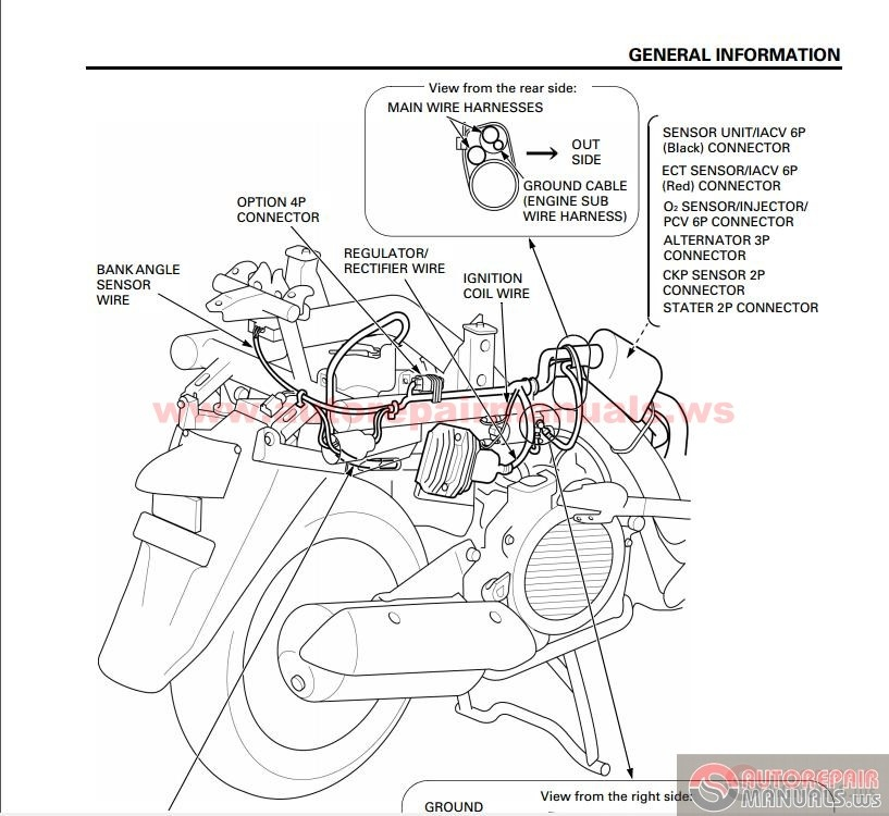 Wiring Diagram Honda Lead : Volvo penta engine diagram truck