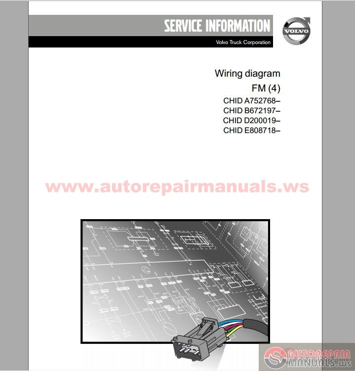 Volvo_Truck_FM4_Wiring_Diagram volvo truck fm4 wiring diagram auto repair manual forum heavy volvo truck wiring diagrams at gsmx.co