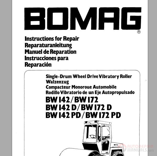 keygen autorepairmanuals ws  bomag instructions for repair bw142 bw142d bw142pd bw172 bw172d bw172pd