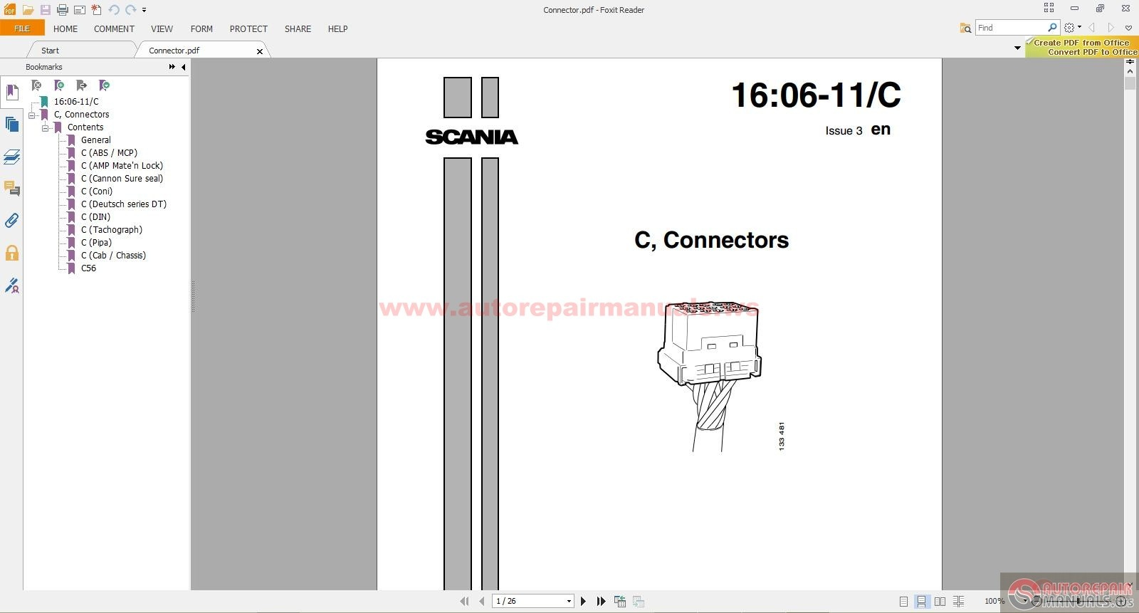 Scania Truck Electric Training Manual