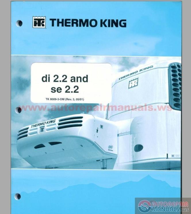 Thermo King Manual