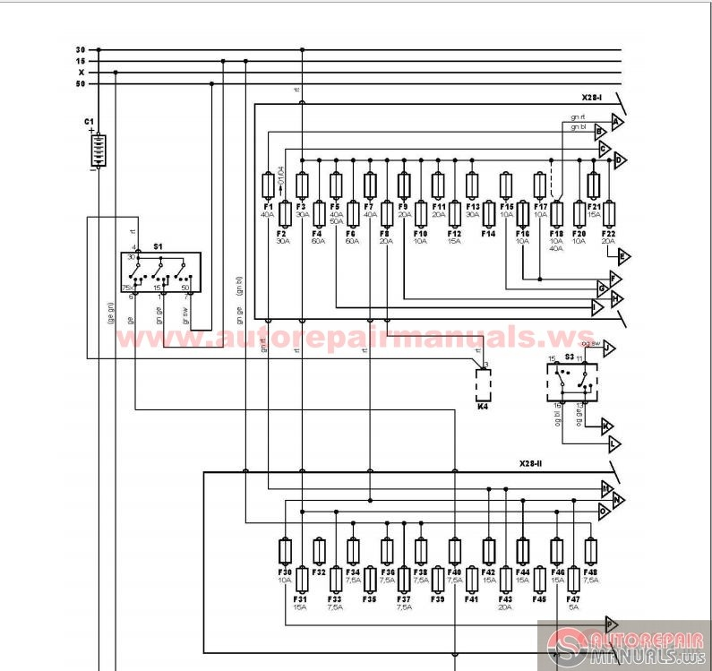 Ford - Transit Connect 1.8D TDCi Schematics | Auto Repair Manual Forum ...