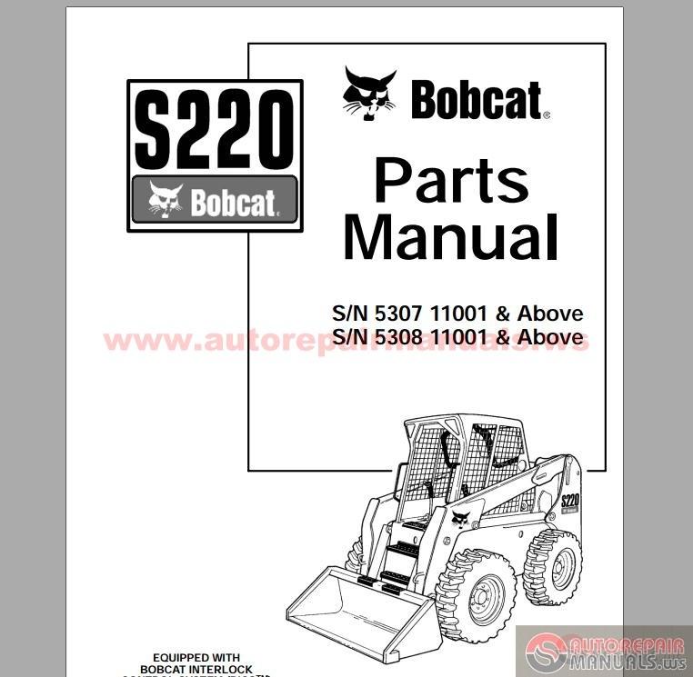 bobcat s130 5292 11001  u0026 above 5296 11001  u0026 above a14w