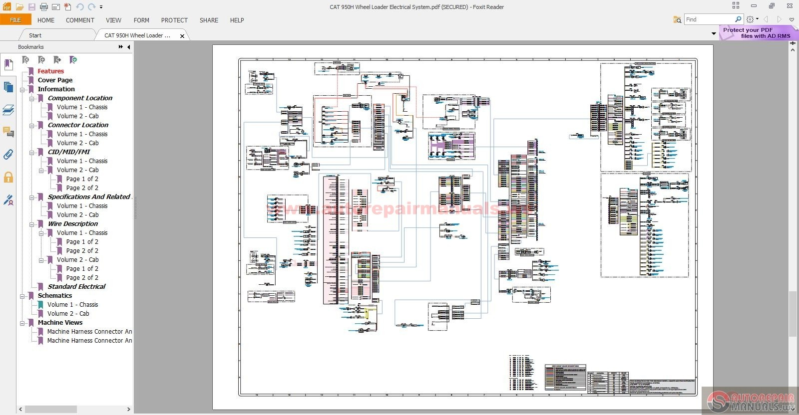 Cat 966 Wiring Diagram Automotive Skid Steer 420d Backhoe Parts Get Free Image About 3 6