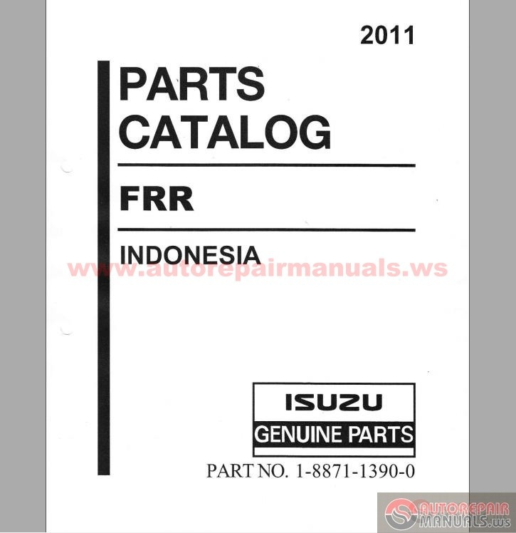isuzu frr parts catalog engine 4hk1 tcc 2011 auto. Black Bedroom Furniture Sets. Home Design Ideas