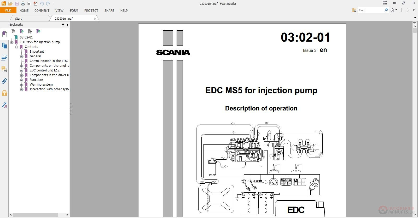 Scania  Electrical Schematics  ALL    Auto Repair Manual
