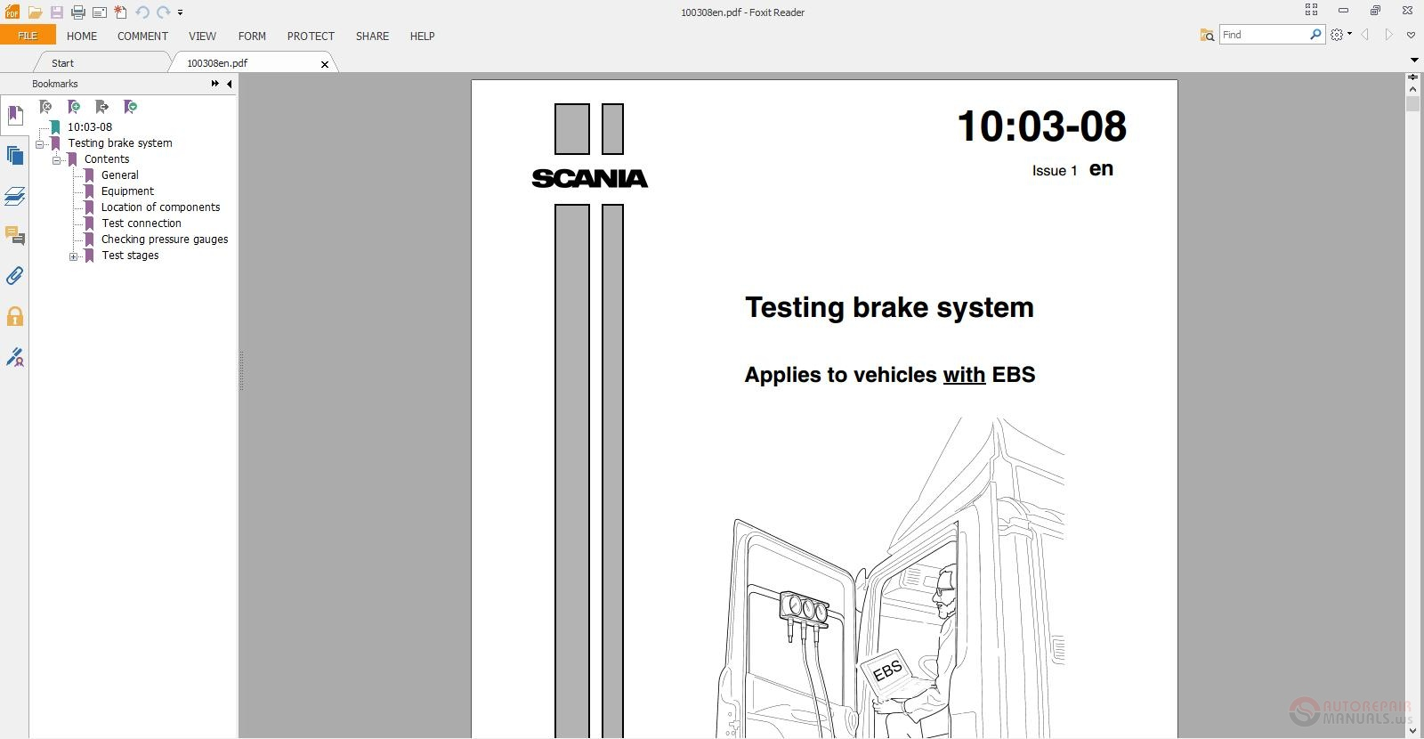Zone Manual  Scania Truck Repair Manual Pdf