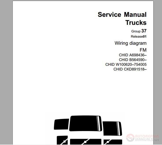D13 Volvo Truck Wiring Schematic Wiring Diagram Fuse Box