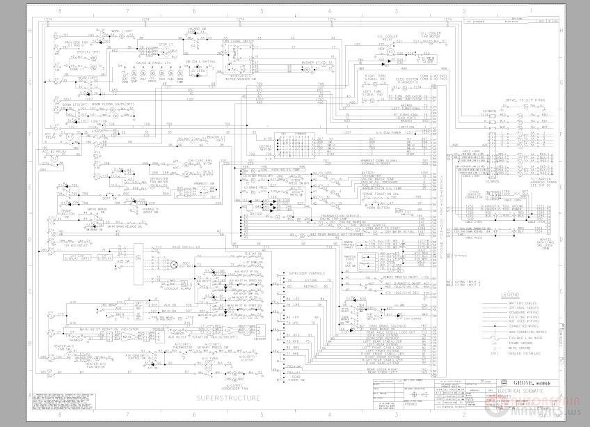 Captivating P H Crane Wiring Diagram Contemporary Best