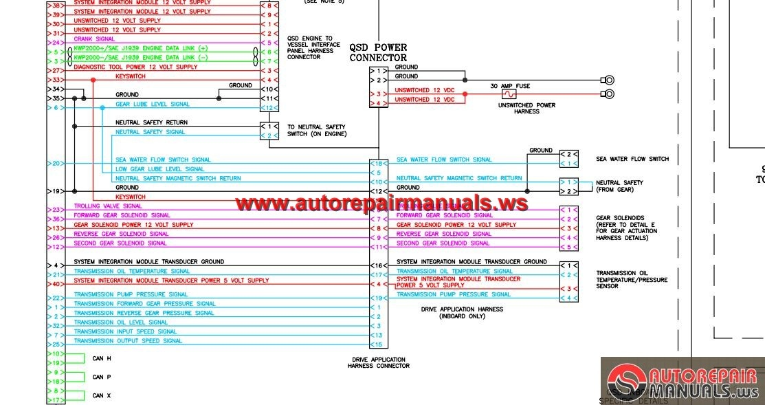 cummins wiring diagrams auto repair manual forum heavy equipment forums repair