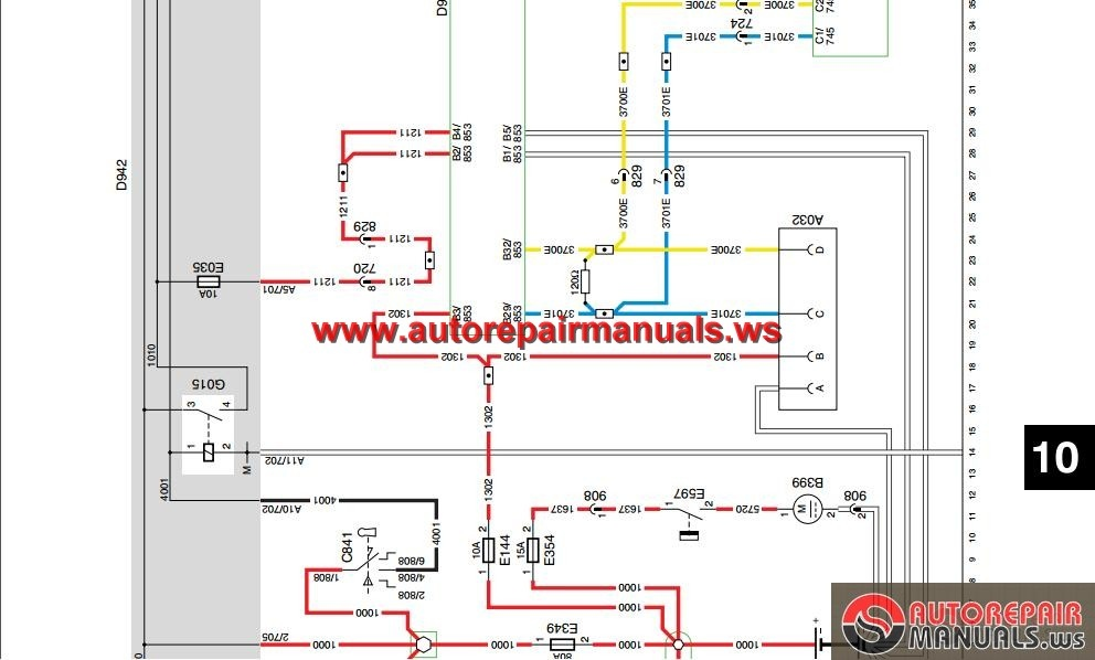 Daf Wiring Diagram - free download wiring diagrams