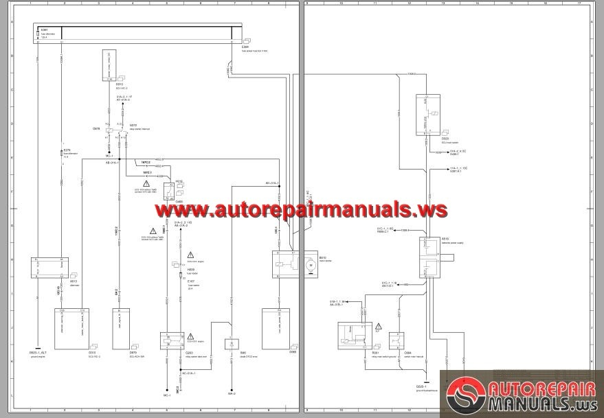 Keygen Autorepairmanualsws  DAF    XF    105 II Workshop Manual