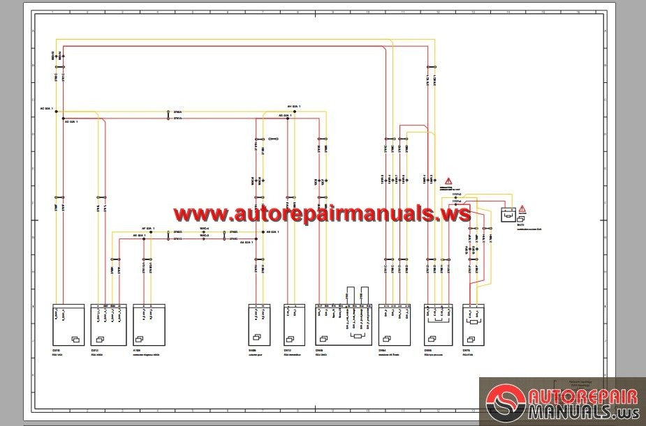 DAF_XF_105_Workshop_Manual3 daf xf105 service manuals auto repair manual forum heavy daf xf 95 wiring diagram at webbmarketing.co