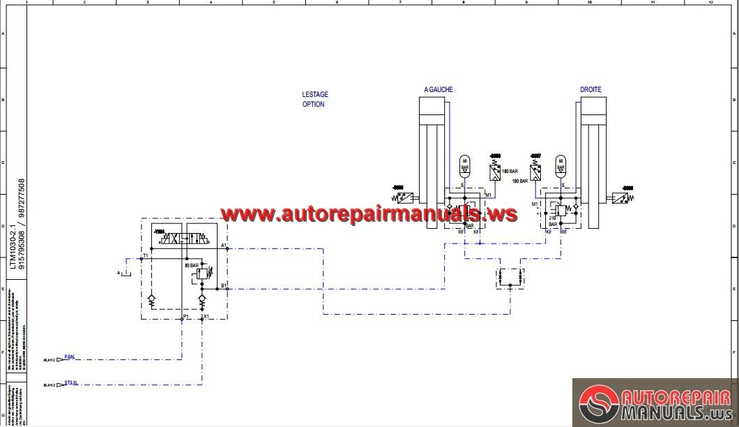 liebherr crane service manual download free