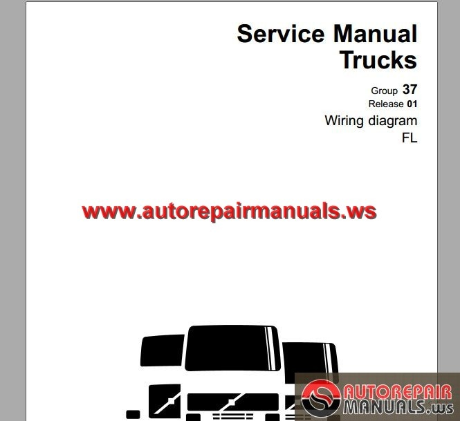 Volvo Truck Fl - September 2006 Service Manual