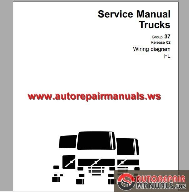 Volvo Truck Fl 04-2007 Service Manual