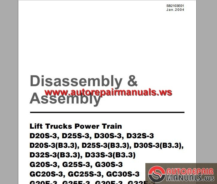 daewoo g25s service manual.zip