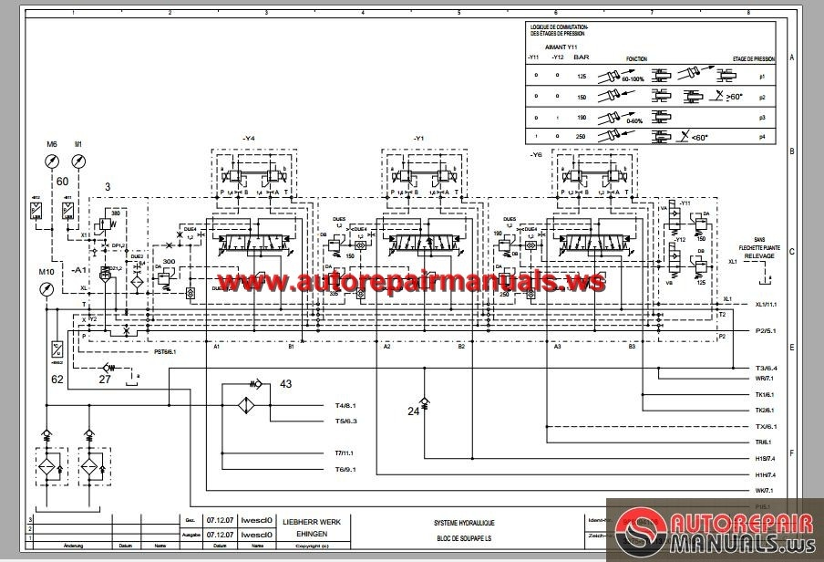 liebherr wiring diagram wiring schematic diagram 139  liebherr wiring diagram #14