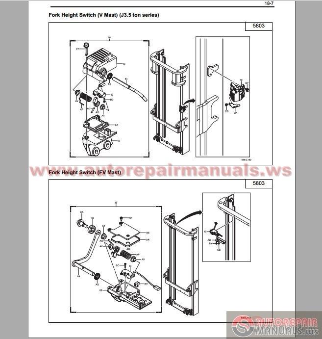 toyota forklift parts manual toyota forklift series gas lpg rh verrillos com Aftermarket Toyota Forklift Parts Toyota Fork Lift Parts Manual Online