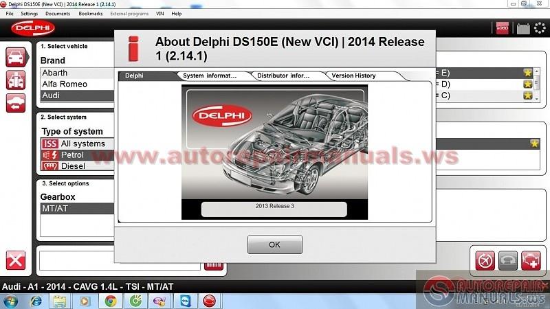 Autocom CDP+ Delphi 2014 Release 1 Update Full | Auto Repair