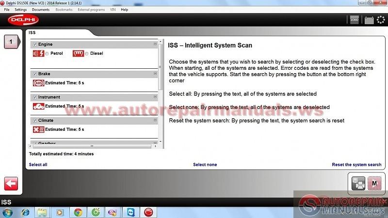 Autocom CDP+ Delphi 2014.Release 1 Update Full   Auto Repair Manual