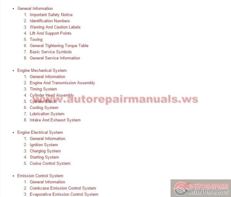 hyundai repair manuals free download