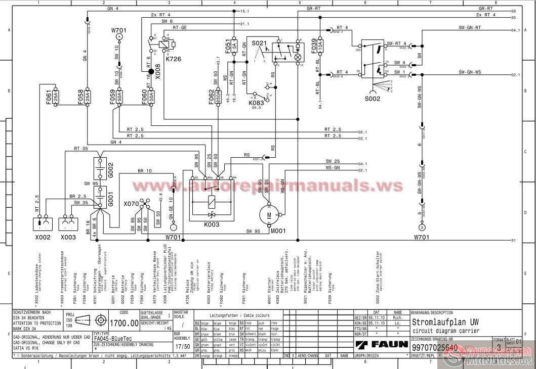 fiat 500 wiring diagram
