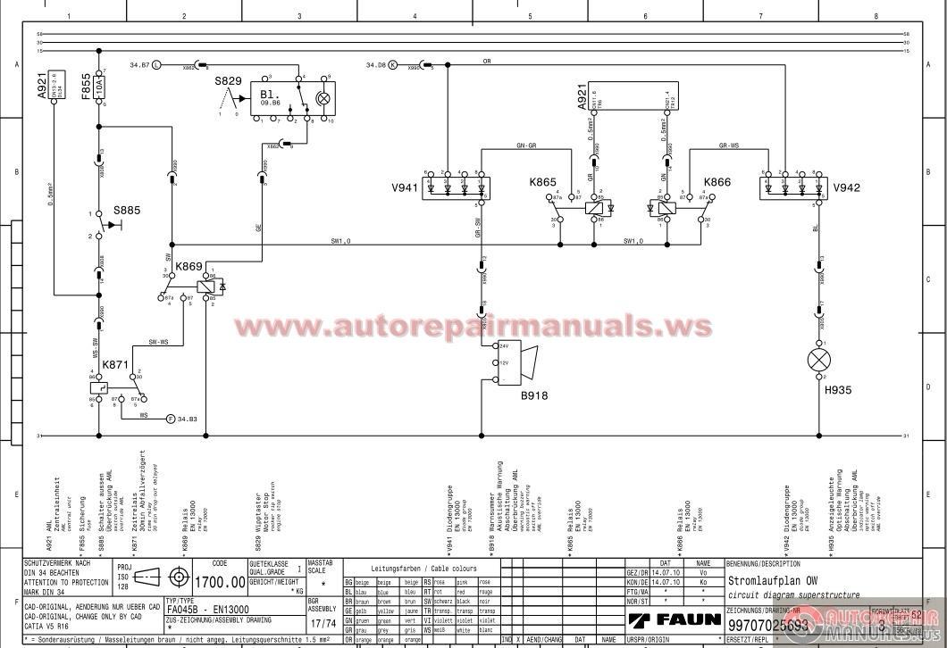 tadano faun atf90g 4 circuit diagram auto repair manual. Black Bedroom Furniture Sets. Home Design Ideas