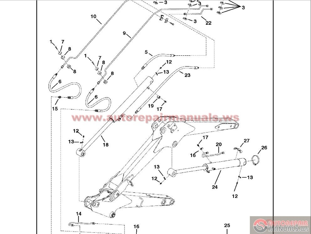 bobcat wiring diagram a c t650   30 wiring diagram images